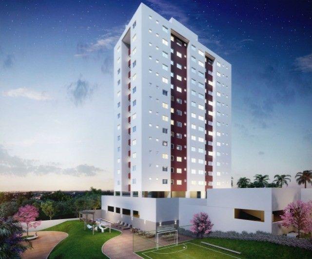 Apartamento de 2 quartos c/ varanda e suite 60m2 - Pampulha - Foto 17