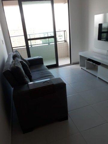 NV - Aluguel na Boa Vista, Todo mobiliado, 1 Quarto, Varanda, 1 Vaga, Lazer completo - Foto 4