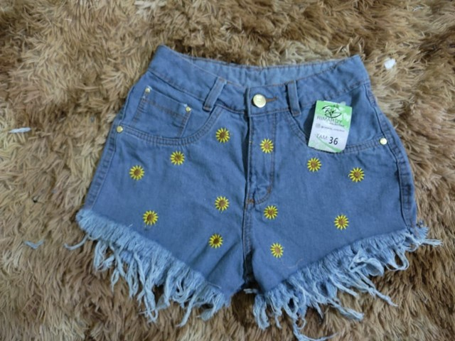 Shorts jeans e macaquito jeans - Foto 3