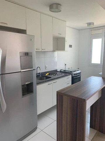 Apartamento semimobiliado com 03 dormitórios no Vida Viva Iguatemi - Foto 9