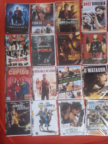Filmes em dvd - Foto 2
