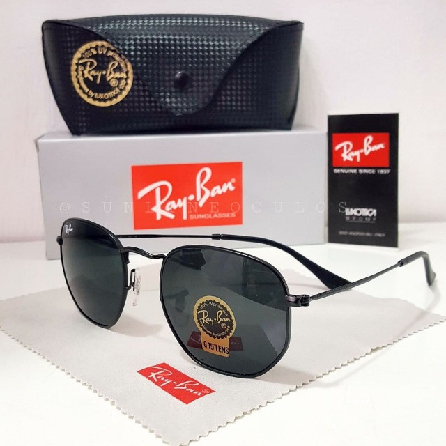 Óculos Ray-Ban Hexagonal Verão 2021 Promoção - Foto 3