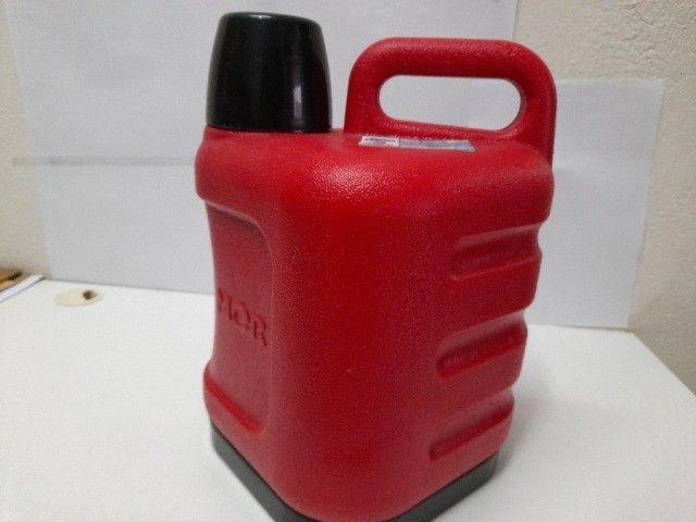 Garrafa térmica 5 litros Mor  - Foto 2