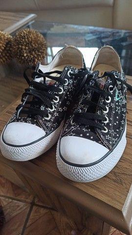 Vendo tênis tamanho 39 - Foto 3