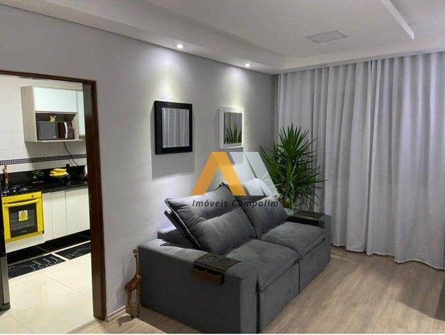 Apartamento com 2 dormitórios à venda, 55 m² por R$ 220.000,00 - Vila Jardini - Sorocaba/S - Foto 4