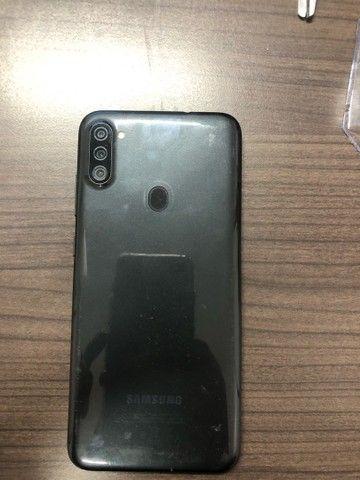 Samsung A11 sem detalhes funcionando perfeitamente ! - Foto 2