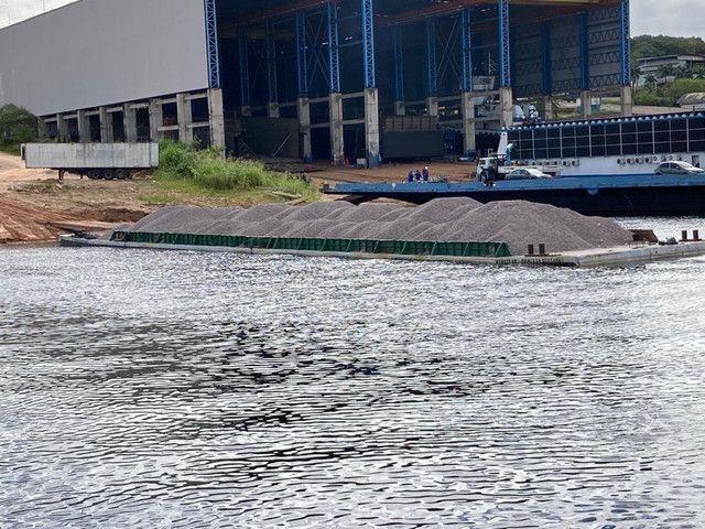 Transporte de carga com balsa e Empurrador  - Foto 5