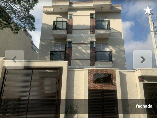 Apartamento a venda na Rua Lavrinhas, Vila Lucinda, Santo André, SP