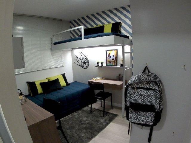 E- apartamentos de 2 e 3 quartos com suíte na av Arthur Bernardes, com lazer completo - Foto 7