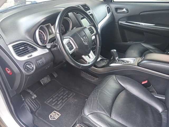 Dodge Journey 2012 Blindada n3a Sxt 3.6 v6 7lug aut+tip+toplinha+novíssima!!! - Foto 17