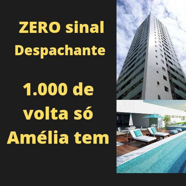 19a-amelia (bônus garantido))**2qts-zero-si-nal - Foto 2