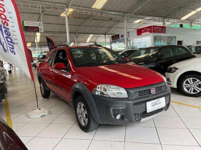 Fiat Strada CD 1.4 2018 3 Portas !!