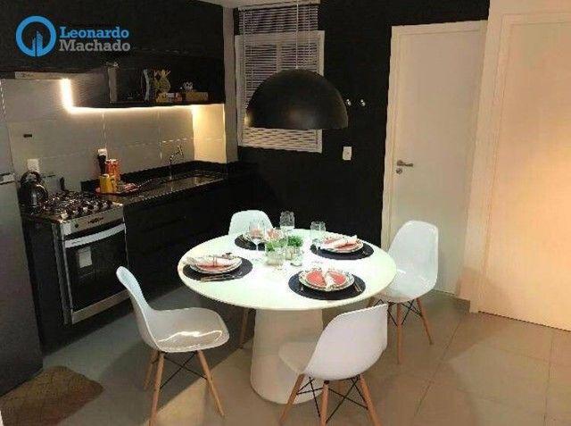 Apartamento com 2 dormitórios à venda, 47 m² por R$ 549.000,00 - Meireles - Fortaleza/CE - Foto 13