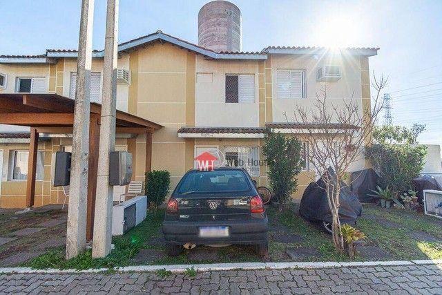 Sobrado com 2 dormitórios, 1 vaga à venda, 85 m² por R$ 228.000 - Igara - Canoas/RS - Foto 14