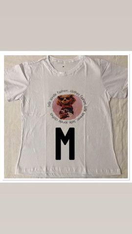 Promoção de T-shirt