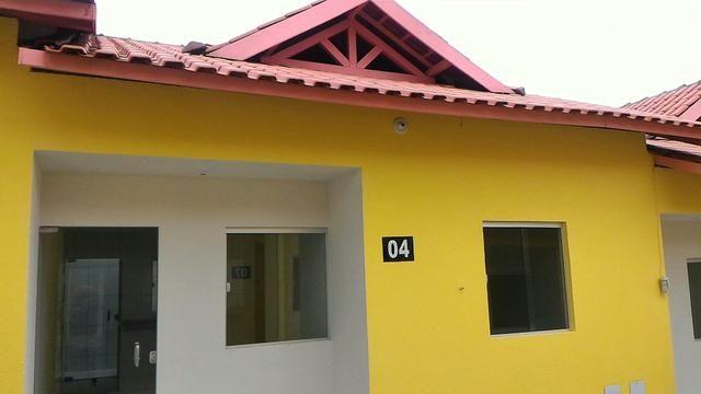 Condomínio de casas.(COM DOCUMENTAÇÃO INCLUSA!!!!!)