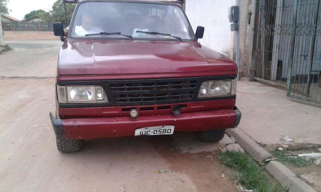 Gm - Chevrolet D-20
