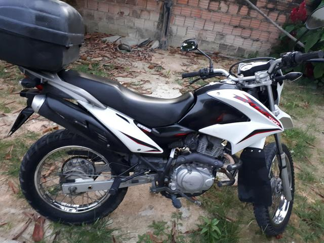 Moto Bros 150 CC!