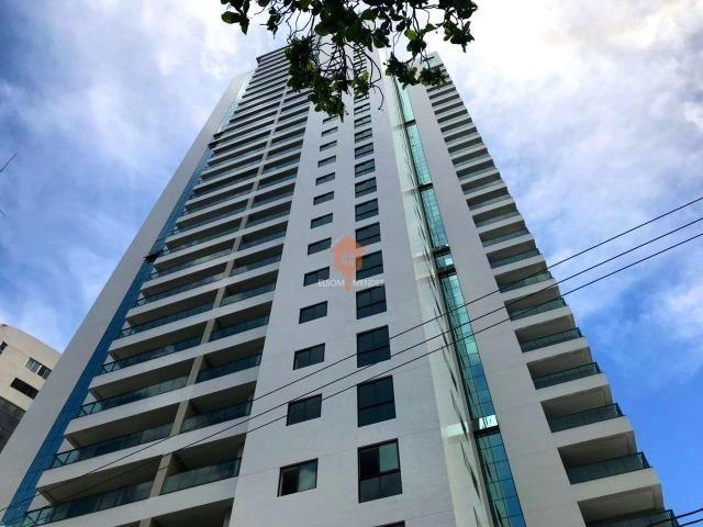 Belíssimo Apartamento no Centro com vista para o Açude Velho - Cristiano Lauritzen