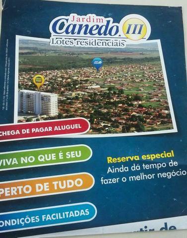 Residencial Jadim Canedo 3 (Senador Canedo)
