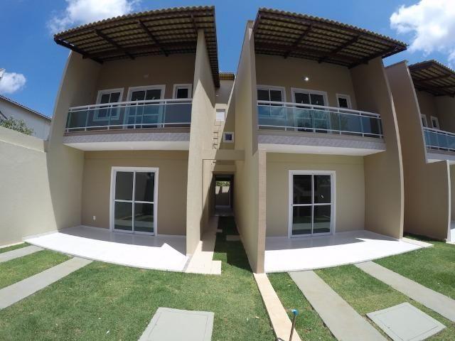Casa duplex no Eusébio, excelente localização e acabamento