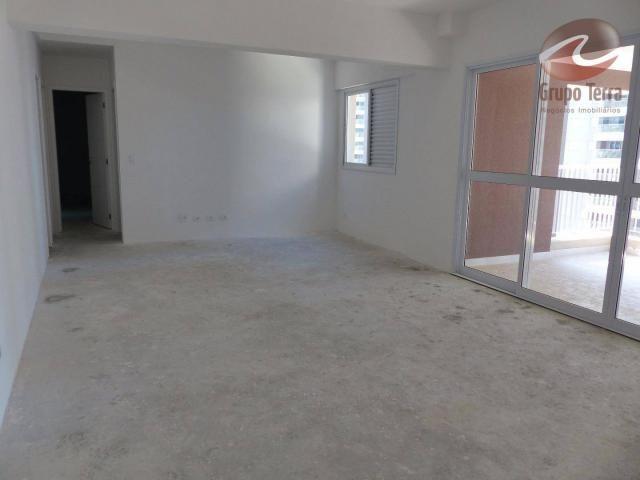 Apartamento à venda, 122 m² por r$ 573.400,00 - jardim das indústrias - são josé dos campo