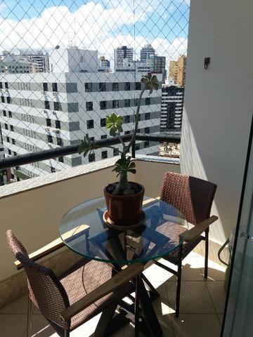 Apartamento Pituba 3 quartos 115m2 decorado Oportunidade - Foto 2