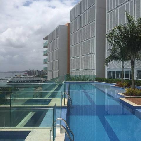 Apartamento Contorno Cloc Marina 1 quartos 56m2 decorado Oportunidade - Foto 2