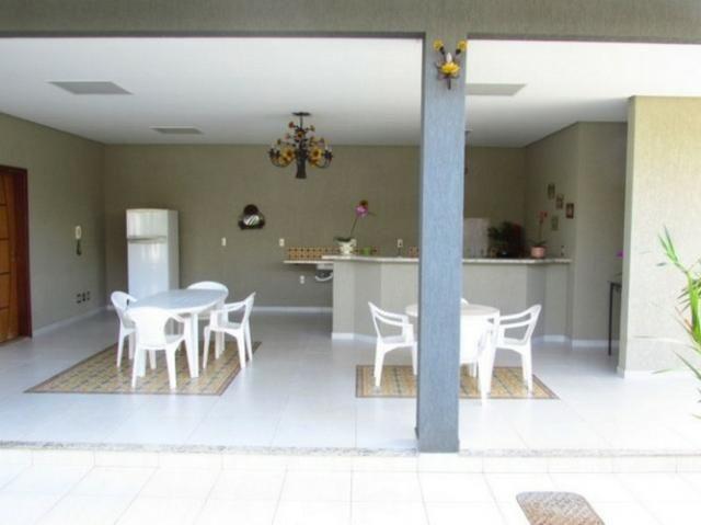 Samuel Pereira oferece: Casa Bela Vista 3 Suites Moderna Churrasqueira Paisagismo Salão - Foto 19