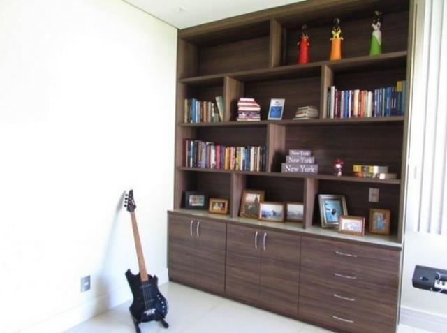 Samuel Pereira oferece: Casa Bela Vista 3 Suites Moderna Churrasqueira Paisagismo Salão - Foto 18