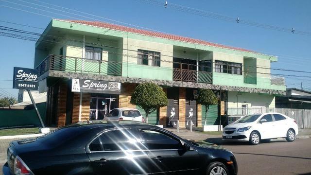 Sobrado e lojas comerciais 296 m2 Pinheirinho-Capão Raso/Aceita troca/Permuta - Foto 2