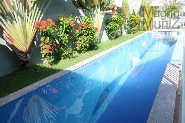 Casa duplex com 3 suítes projetadas para alugar, 140 m² por r$ 5.500/mês - praia do futuro - Foto 9