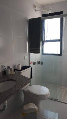 Apartamento com 2 dormitórios à venda, 114 m² por r$ 550.000,00 - capim macio - natal/rn - Foto 16