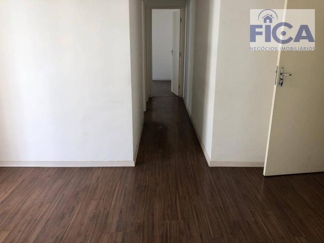 Vende/aluga apartamento ed. allegro (58m² privativos) com 2 quartos/1 bwc/1 vaga no bairro - Foto 3