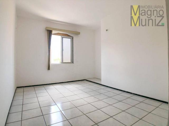 Apartamento com 3 dormitórios para alugar, 80 m² por r$ 1.000,00/mês - varjota - fortaleza - Foto 5