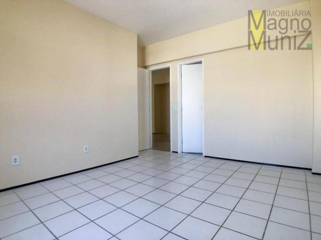 Apartamento com 3 dormitórios para alugar por r$ 500,00/mês - papicu - fortaleza/ce - Foto 14