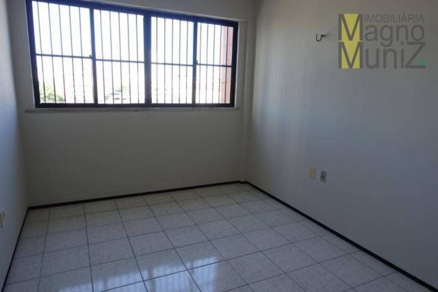 Apartamento com 3 dormitórios para alugar, 114 m² por r$ 800,00/mês - fátima - fortaleza/c - Foto 7