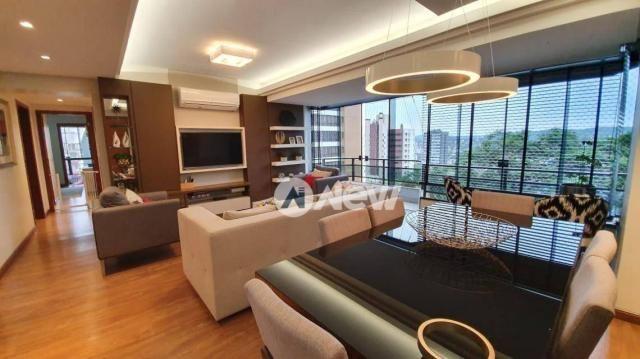 Apartamento com 3 dormitórios à venda, 129 m² por r$ 750.000,00 - centro - novo hamburgo/r - Foto 5