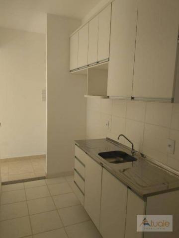 Apartamento com 2 dormitórios à venda ou locação, 57 m² - Residencial Viva Vista - Sumaré/ - Foto 5