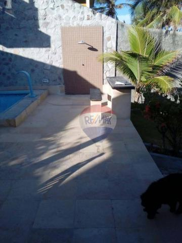 Casa com 5 dormitórios à venda, 220 m² por R$ 700.000 - Enseada dos Corais - Cabo de Santo - Foto 20