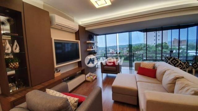 Apartamento com 3 dormitórios à venda, 129 m² por r$ 750.000,00 - centro - novo hamburgo/r - Foto 10