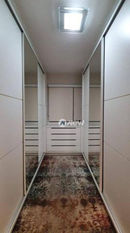 Apartamento com 3 dormitórios à venda, 129 m² por r$ 750.000,00 - centro - novo hamburgo/r - Foto 19