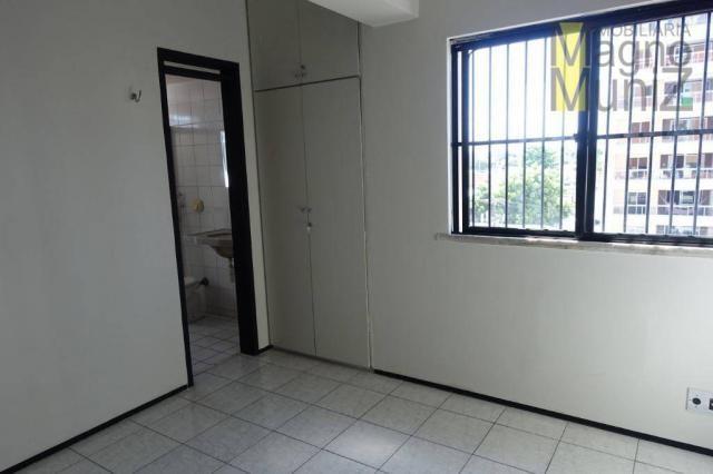 Apartamento com 3 dormitórios para alugar, 114 m² por r$ 800,00/mês - fátima - fortaleza/c - Foto 11