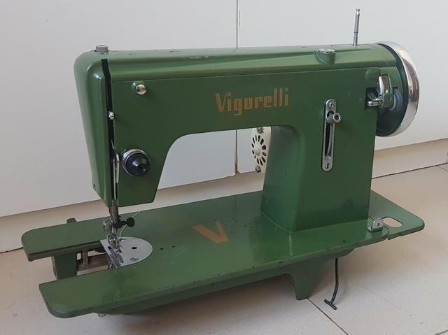 Máquina de costura Vigorelli - Foto 2
