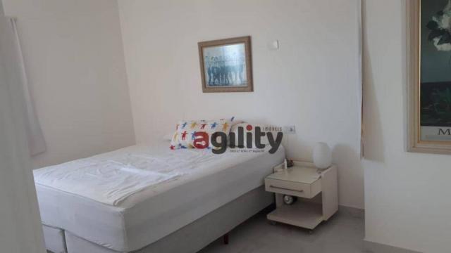 Apartamento com 2 dormitórios à venda, 114 m² por r$ 550.000,00 - capim macio - natal/rn - Foto 9