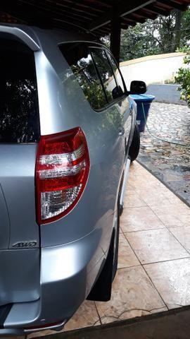 Toyota RAV4 4x4 2011/2011 prata. 2020 Pago. Só venda! Interessados só quem conhece RAV4 - Foto 9
