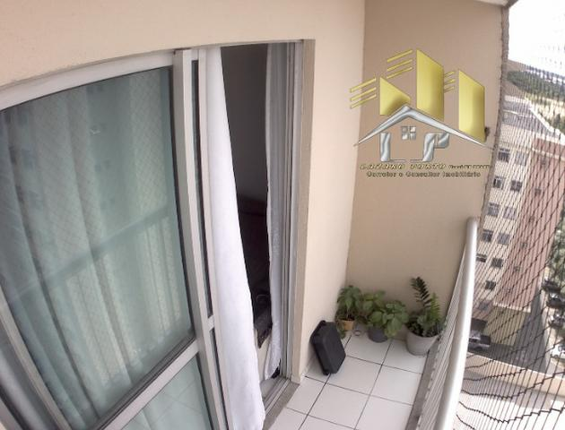 Laz - Alugo apartamento com varanda 2Q sendo uma suite condomínio com lazer completo - Foto 12