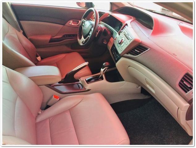 Honda Civic 2013/2014 2.0 LXR 16V Flex 4P Automático - Foto 11