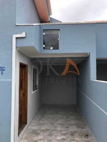 Casa com ático 02 Dormitórios em Curitiba é na Oka Imóveis - Foto 2