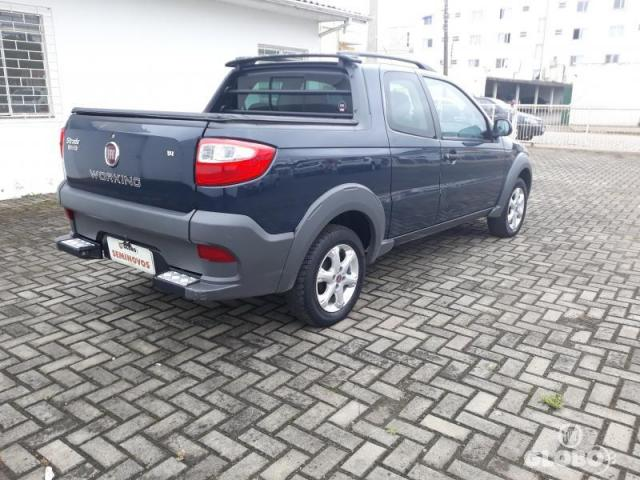 Fiat Strada Working 1.4 mpi Fire Flex 8V CD - Foto 5